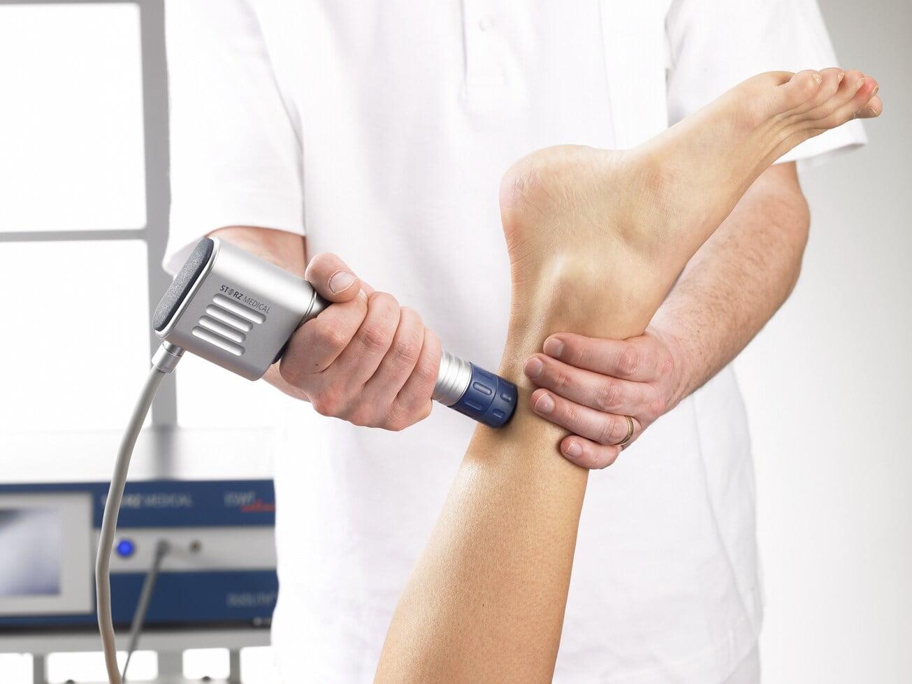 zapalenie ścięgna achillesa leczenie