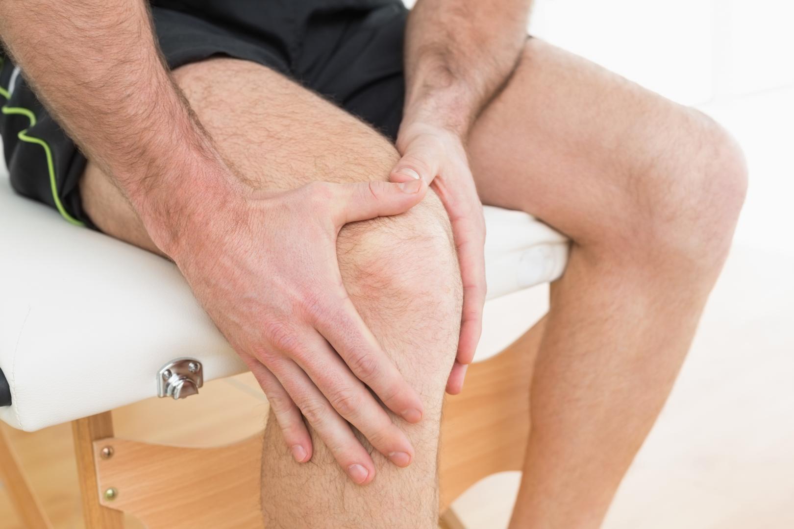 kolano skoczka leczenie